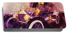 Model-t Commercial Roadster Portable Battery Charger