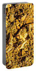 Modelling A Triceratops Fossilised Recovery Portable Battery Charger