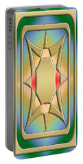 Modern Designs Vertical 4 - Chuck Staley Portable Battery Charger by Chuck Staley