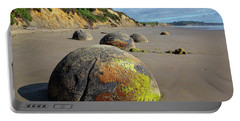 Moeraki Boulders Portable Battery Charger
