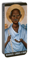 Mohandas Gandhi - Rlmog Portable Battery Charger