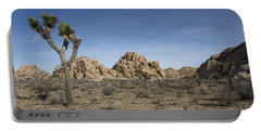 Mohave Desert Portable Battery Charger