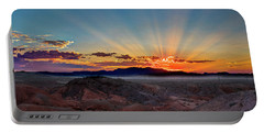 Mohave Sunrise Portable Battery Charger