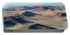 Portable Battery Charger featuring the photograph Mojave Desert by Jim Thompson