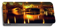Nocturnal Sound Of Berlin Portable Battery Charger