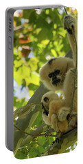 Mommy Gibbon Portable Battery Charger