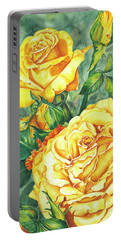 Mom's Golden Glory Portable Battery Charger