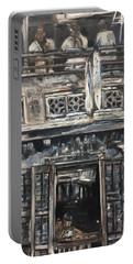 Mon Vieux Quartier Portable Battery Charger by Belinda Low