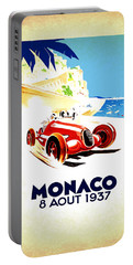 Monaco 1937 Portable Battery Charger