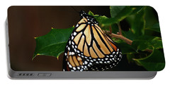 Monarch And Holly Portable Battery Charger