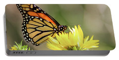 Monarch Butterfly 071416 Portable Battery Charger