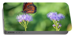 Monarch Butterfly 7476-101017-2cr Portable Battery Charger