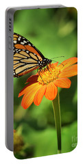 Monarch Butterfly II Vertical Portable Battery Charger