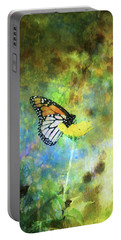 Monarch In Azure And Gold 5647 Idp_2 Portable Battery Charger
