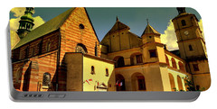 Monastery In The Wachock/poland Portable Battery Charger