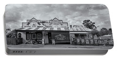 Portable Battery Charger featuring the photograph Monegeetta General Store by Linda Lees