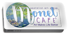 Monet Cafe' Products Portable Battery Charger