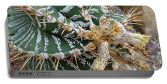 Monk's Hood Cactus Portable Battery Charger