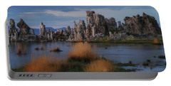 Mono Lake Tufas Portable Battery Charger