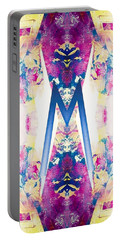 Monogram M - 0 - 8 Portable Battery Charger