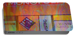 Monopoly Dream Portable Battery Charger by Kevin Caudill