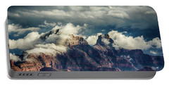 Monsoon Clouds Grand Canyon Portable Battery Charger