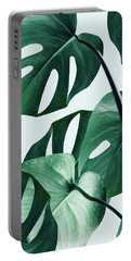 Monstera Portable Battery Charger