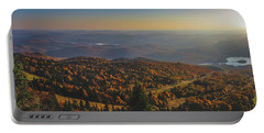 Mont Tremblant Summit Panorama Portable Battery Charger