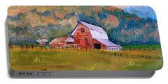 Montana Barn Portable Battery Charger