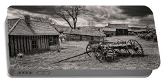 Montana Ghost Town Portable Battery Charger