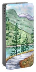 Montana - Lake Como Series Portable Battery Charger