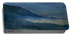 Montana Mountain Vista #3 Portable Battery Charger