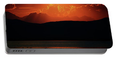 Montana Sunsets- Teton County Portable Battery Charger