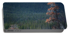 Montana Tree Line Portable Battery Charger