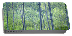 Montana Trees Portable Battery Charger