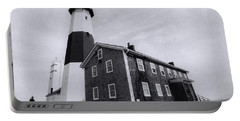 Montauk Lighthouse Portable Battery Charger