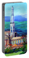 Monteforte D'alpone Italy Portable Battery Charger by Jodie Marie Anne Richardson Traugott          aka jm-ART