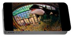 Monterey Bay Aquarium Killer Whale Portable Battery Charger