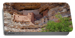 Montezuma's Castle Portable Battery Charger