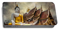 Monthian Temple Buddha Portable Battery Charger