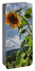 Monticello Sunflower Portable Battery Charger