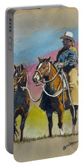 Monty Roberts Portable Battery Charger
