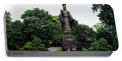 Monument To Emperor Le Thai To Portable Battery Charger