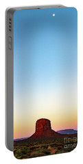 Monument Valley Morning Glory Portable Battery Charger