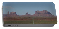 Monument Valley Navajo Tribal Park Portable Battery Charger