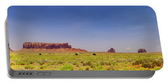 Monument Valley South View Portable Battery Charger