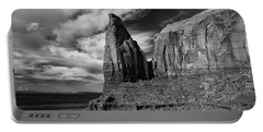 Monument Valley View Portable Battery Charger