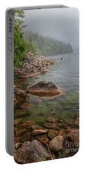 Moody And Magical Jordan Pond Portable Battery Charger