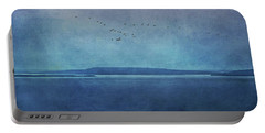 Moody  Blues - A Landscape Portable Battery Charger