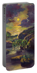 Moody Moonlight Portable Battery Charger